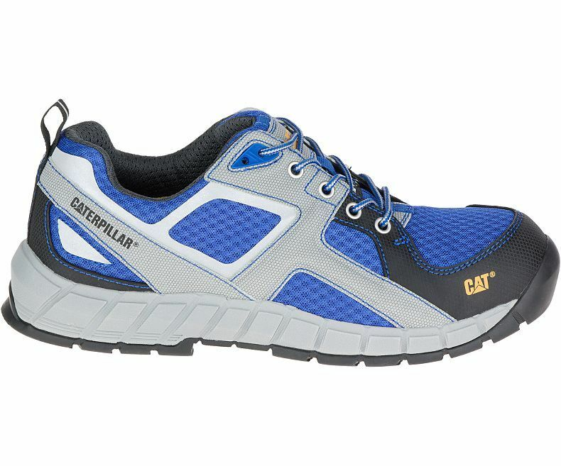 Caterpillar Men's Gain Steel Toe Safety Shoes P90825--Special