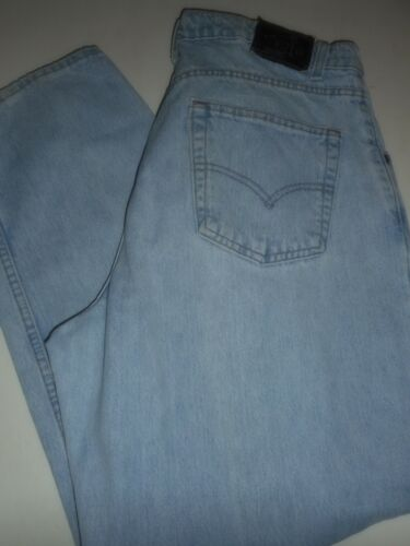 LEVIS JEANS 38 x 30 SILVERTAB Loose Baggy Pleated