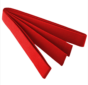 Wintop-039-s-Karate-Martial-Arts-Taekwondo-Red-Belts