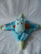 "Sterntaler Hippo Comforter Soft Toy 11""x11"""