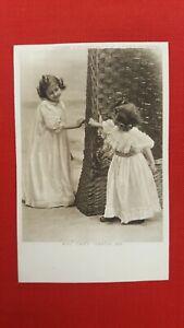 Postcard-S-Hildesheimer-amp-Co-Ltd-You-Can-039-t-Catch-Me