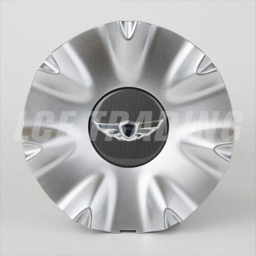 14 Spoke Hyundai Genesis 18inch Wing Center Cap Set for V8 5.0 SEDAN 2008-2012