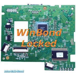 XBox-360-LiteOn-DG-16D4S-Platine-WinBond-Locked-NEU