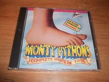 MONTY PYTHONS COMPLETE WASTE OF TIME PC XP COMPUTER GAME NEW CD SOLVE THE SECRET
