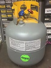 Refrigerant Recovery Tank, 50 lb. Good For R410a, Worthinton Cylinders