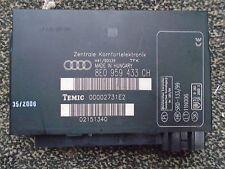 AUDI A4 B6 B7 2001-07 COMFORT MODULE 8E0959433BM 8E0 959 433 BM BEST AVAILABLE