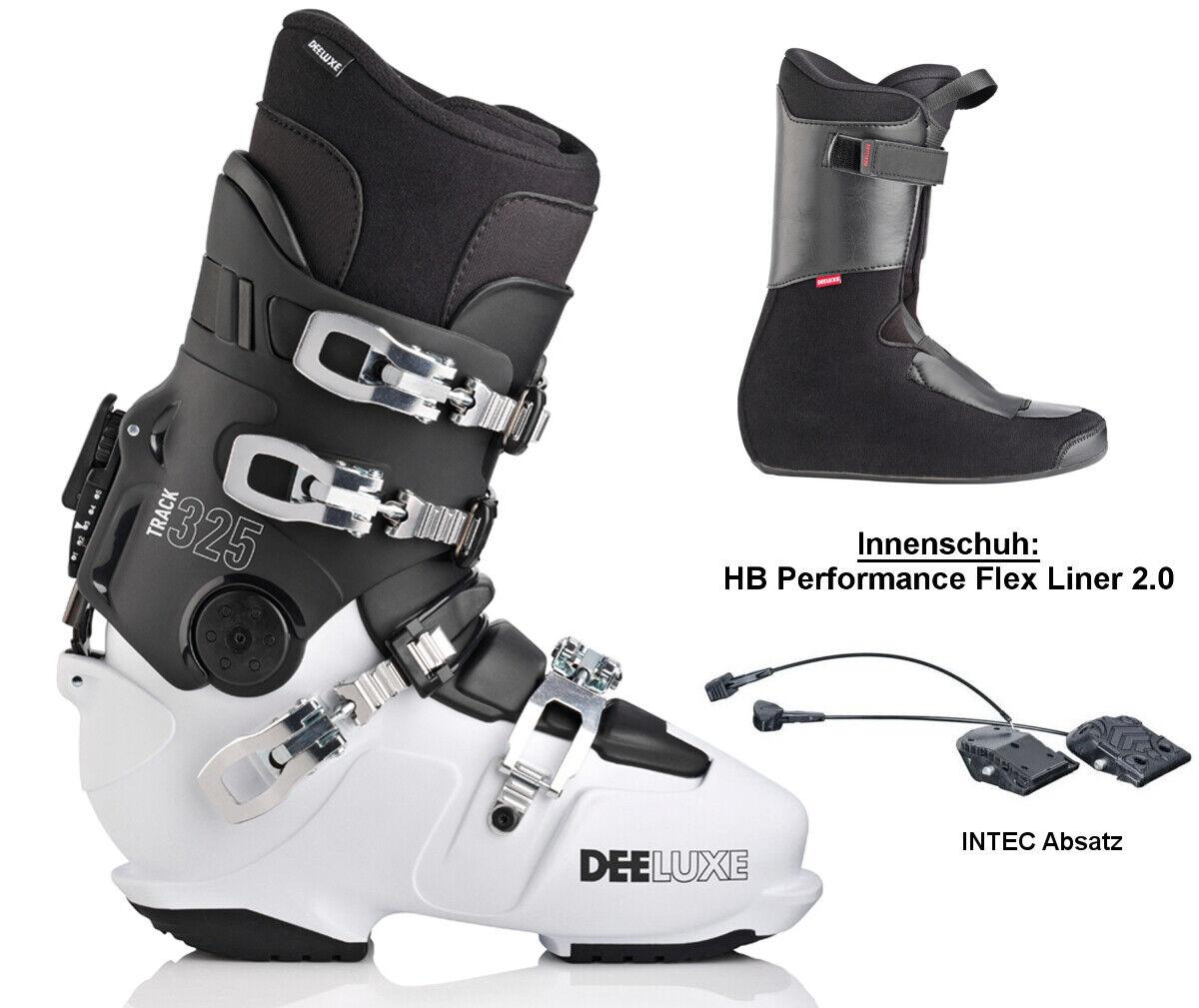 DEELUXE TRACK 325 SNOWBOARDSCHUH HARDStiefel Stiefel HP-Flex-Line-2.0 Innenschuh