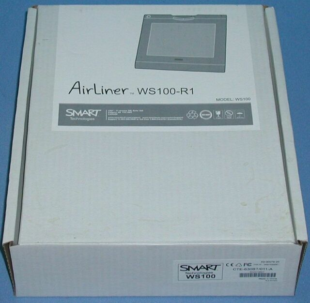 SMART WIRELESS SLATE WS100 DRIVER WINDOWS XP