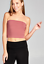 Fashion-Solid-Cropped-Tube-Top-Layering-Stretchable-Spandex-S-3XL 縮圖 15