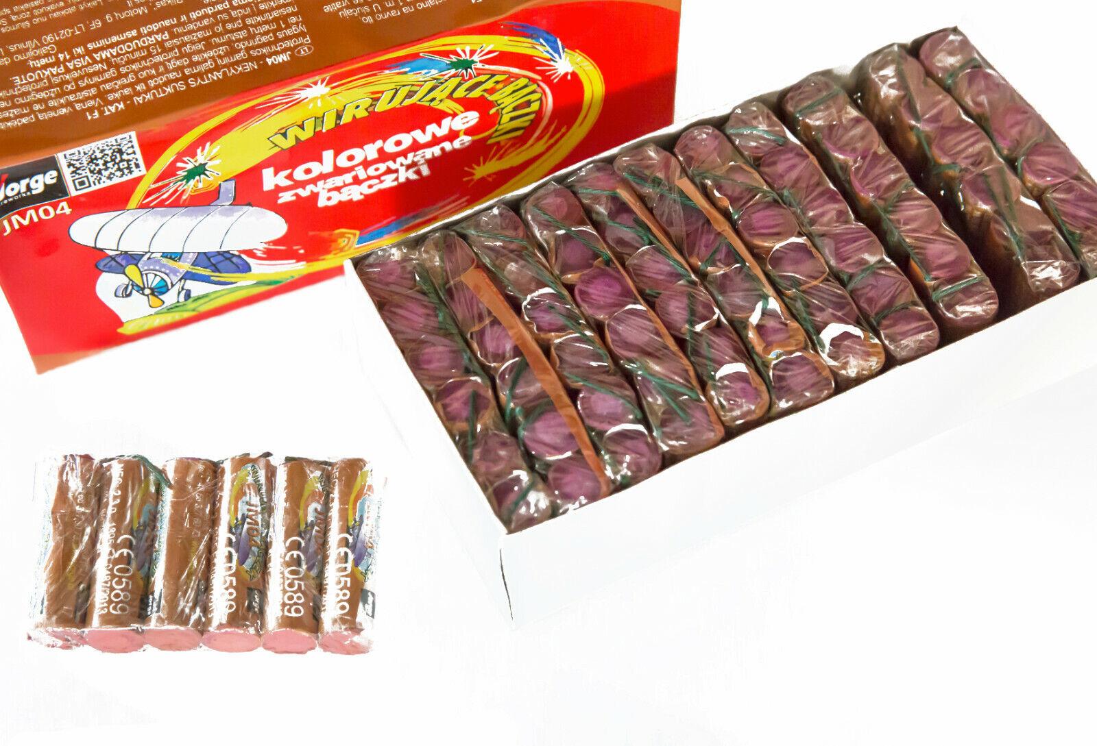 Jorge 72 Bodenwirbel  Jugend Kinder Feuerwerk Sortiment