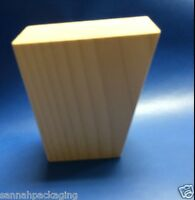 Lot Of 16 Tapered Birch Furniture Leg/feet 4-1/4 High Unfinished