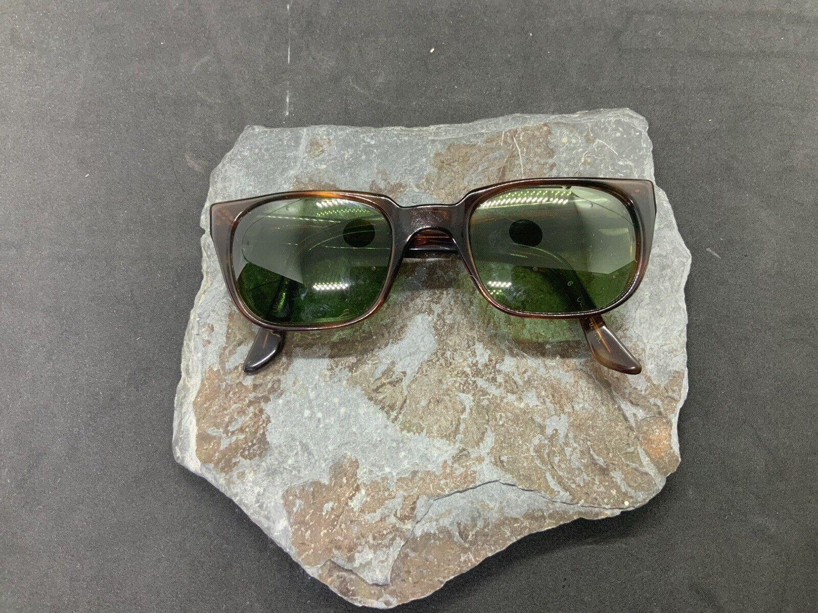 True Vintage Victory Cateye Eyeglasses Frames 44[]20 - 1950 USA Tortoise shell