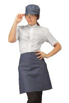 Romantic Schürze Vita Mit Taschen Ballantyne Jeans 70x48cm Bedienung Barkeeper Kneipe Kleidung & Accessoires Herrenmode