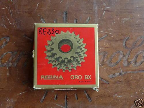 Regina Extra oro BX rueda libre 13-21 6 SPD ISO Nueva Bicicleta Vintage nuevo viejo Stock