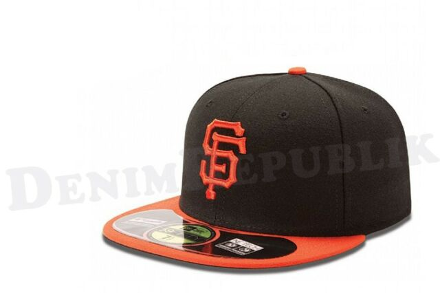 NEW ERA 5950 59FIFTY SAN FRANCISCO GIANTS ALTERNATE FITTED MENS CAP HAT ORIGINAL
