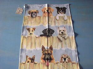 Linen-Tea-Towel-Dogs