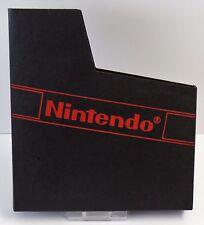 1 X original nes volúmenes/boxes box funda protección-nes Nintendo