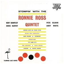 Stompin' With The Ronnie Ross Quintet CD NEW SEALED Ember Jazz