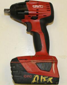 Hilti-SIW-6AT-A22-Cordless-1-2-Impact-Driver-w-B22-5-2Ah-Battery