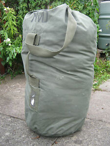 Dutch Large Army Kit Bag Military Duffle Kitbag Lightweight Field ... 5fb98fa20f201