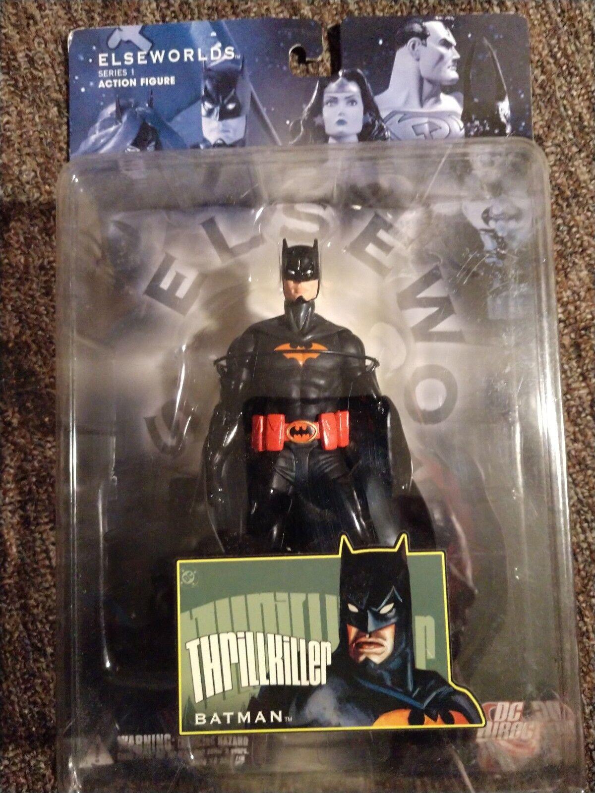 Elseworlds Series 1 Thrillkiller Batman Action Figure DC Direct New
