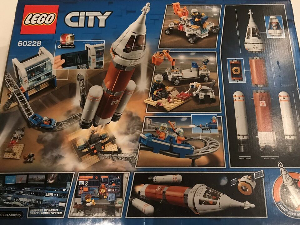 Lego City, Lego City NASA 2019
