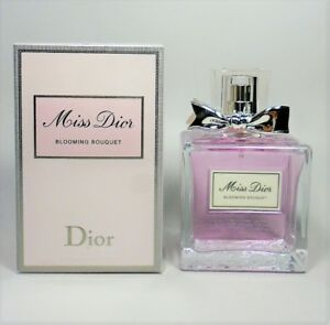 c7a0f07d Details about Miss Dior Blooming Bouquet By Christian Dior EDT for Women  3.4 oz / 100 ml *NEW*