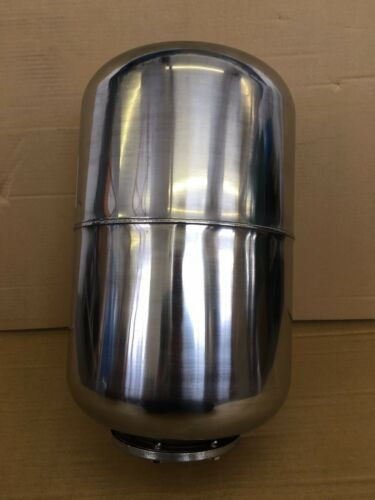 "pressure tank with 1/"" thread 25L stainless steel pressure vessel accumalator"
