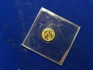 🌟1986 Greater Greensboro Open 1/10 Troy Ounce 24 Karat .999 Fine Gold Coin RARE