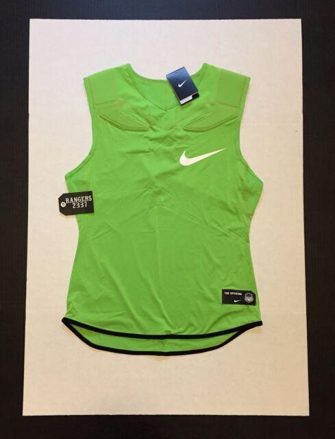 7fd407c256e Nike Dri-fit Sleeveless The Opening Padded Football Under Shirt XL ...