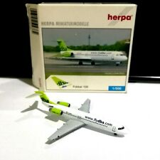 Herpa Wings 1:500 Fokker 100 Air Niugini 527460