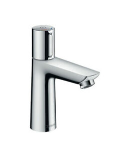 NEW-Hansgrohe-Talis-Select-E-Basin-Mixer-110-without-Waste-Set-Chrome-71751003