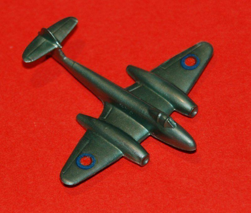 Wiking avion-Gloucester METEOR-vert métallisé-Insigne grand
