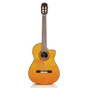 Cordoba-Fusion-12-Natural-6-string-Acoustic-Electric-Nylon-Classical-Guitar