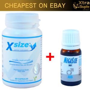 Xsize-XtraSize-Aumenta-Dimensioni-Pene-Fino-Allungamento-Pene-Grande-Megasize
