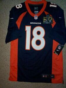 120-NIKE-Denver-Broncos-PEYTON-MANNING-nfl-Jersey-Adult-MENS-MEN-039-S-s-small