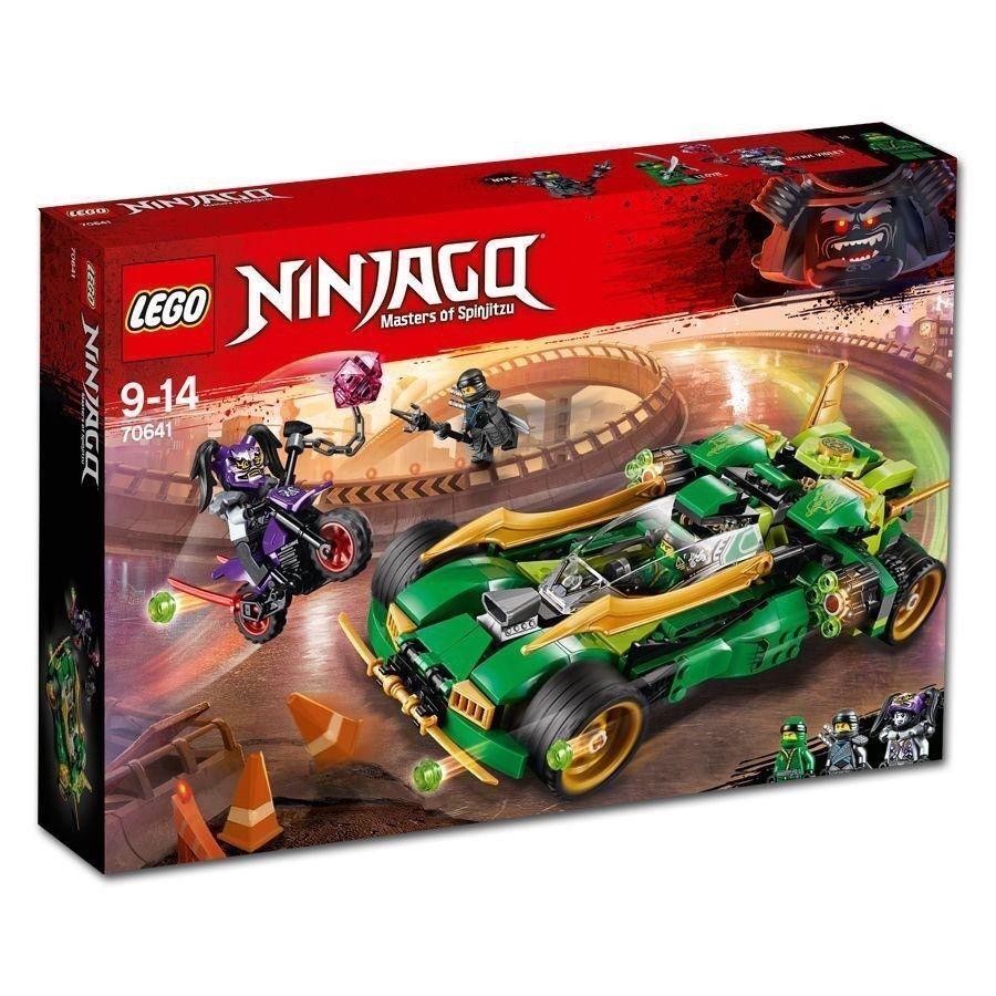 LEGO NINJAGO NIGHTCRAWLER NINJA - - - LEGO 70641 fc0ff5