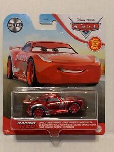 DISNEY- PIXAR- CARS- RACING RED- DINOCO CRUZ RAMIREZ- 2021- Metal Series 2021