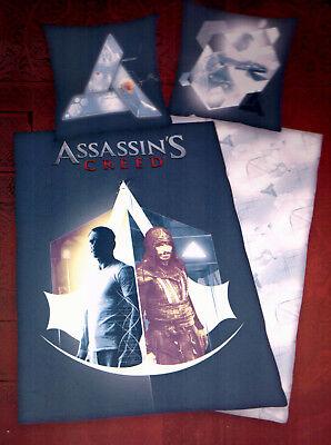 Herding Bettwäsche Assassin's Creed Wendemotiv 135 X 200 100% Baumwolle M Möbel & Wohnen Rv Neueste Technik Bettwäschegarnituren