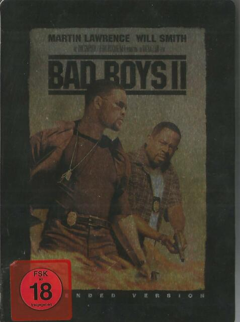 Bad Boys II - Extended Version - Steelbook Edition / DVD 922