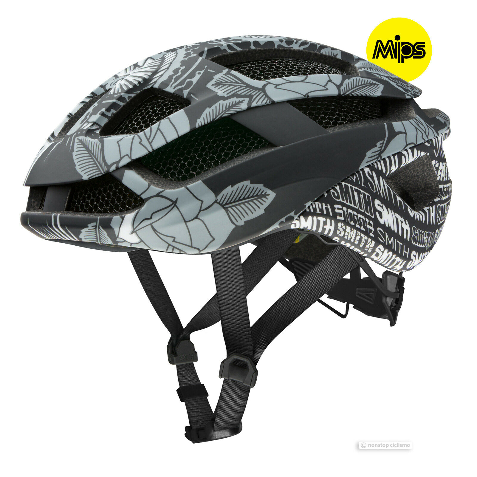 NEW 2019 Smith Optics TRACE MIPS Road Cycling Helmet   MIKE GIANT