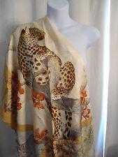 Vintage Silk Salvatore Ferragamo Scarf