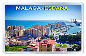 MALAGA-SPAIN-MOD2-FRIDGE-MAGNET-SOUVENIR-IMAN-NEVERA