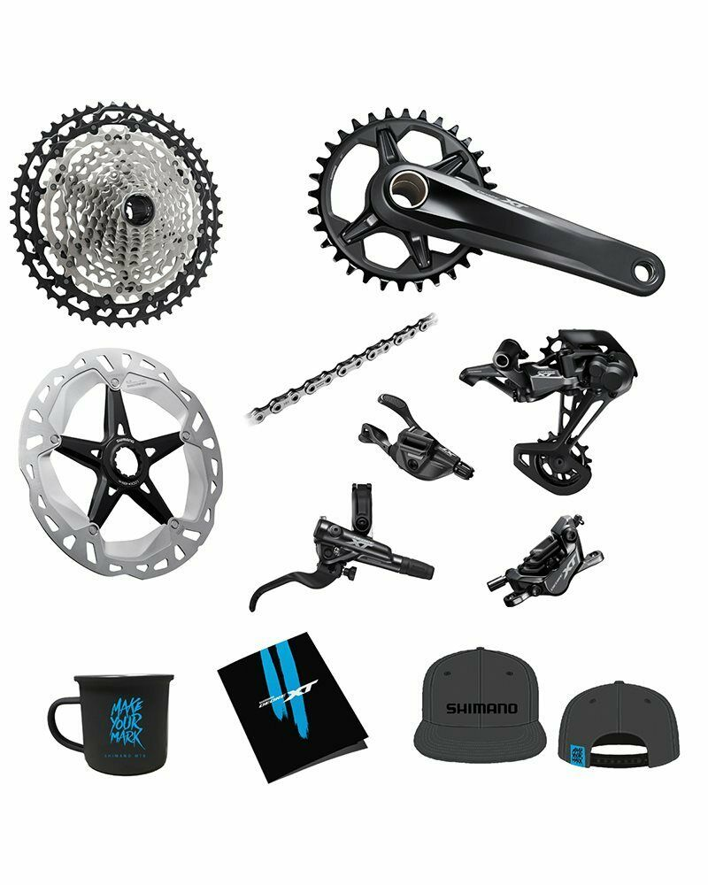 Shimano Deore XT m8100 12v Complete Set  MTB  reasonable price