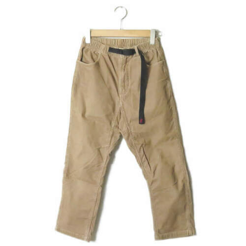 GRAMICCI Stretch corduroy climbing pants S beige E