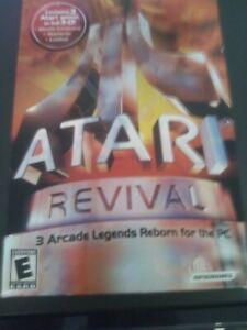 Video-Game-PC-Atari-Revival-Arcade-Legends-Reborn-Big-Box-See-pics