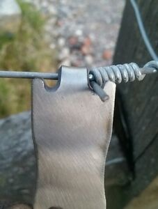 Fencing Wire Twister Tool Stainless Steel Introductory