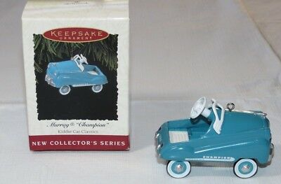 Hallmark Keepsake Ornament Murray Champion Kiddie Car Classics 1994 Christmas