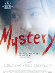 Affiche De Cinéma Originale 120 X 160  Mystery de Lou Ye