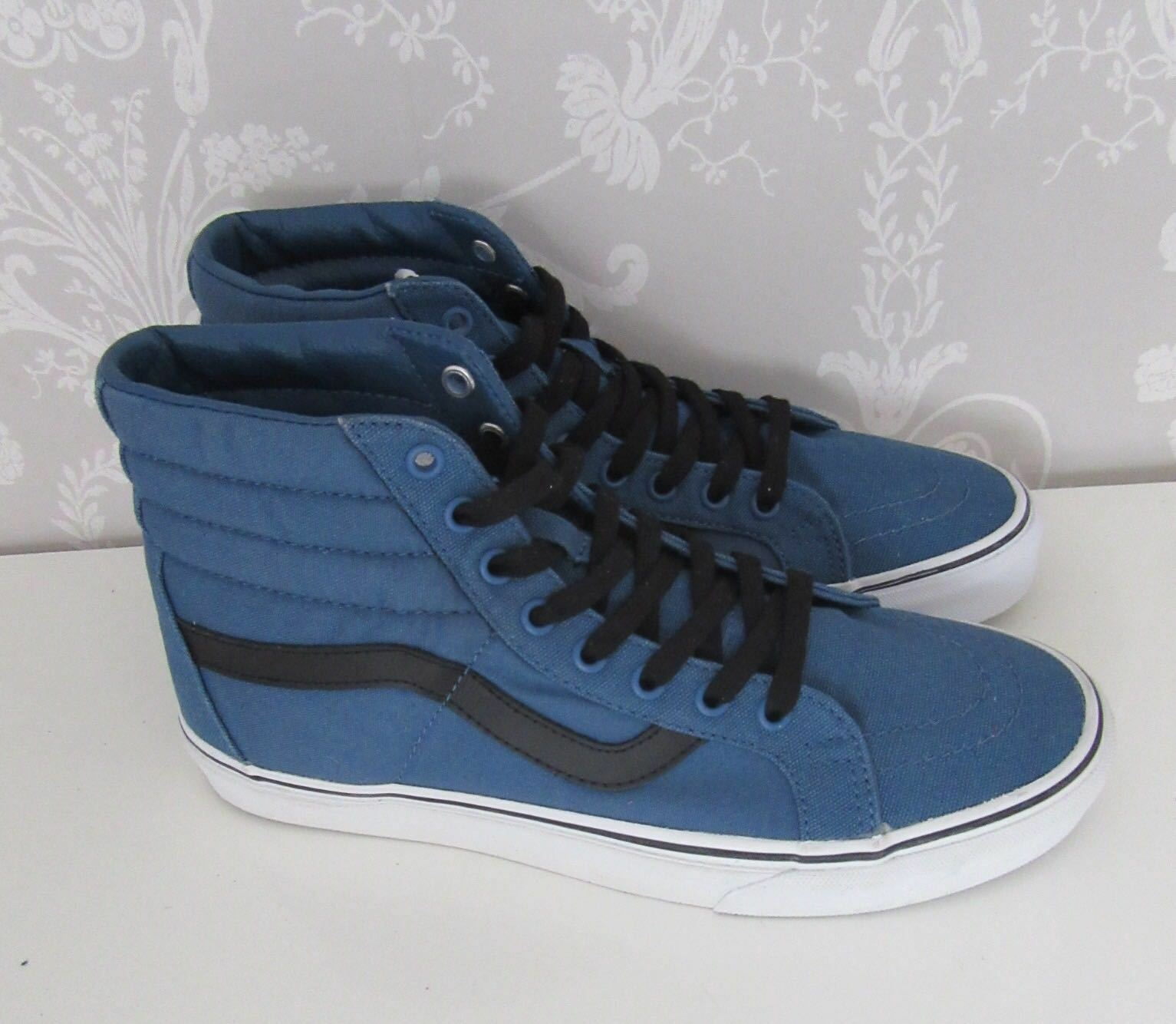 Totalmente Nuevo Exclusivo Vans-SK8-HI reedición u de 9.0  VN 0003 caiot-UK 8 US 9